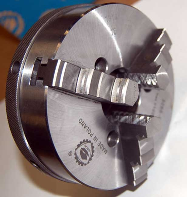 Bison 5 Quot 3jaw Self Centering Quick Clamping Scorll Lathe