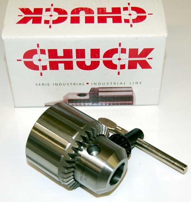 CYX-13 J-33 LLAMBRICH USA Drill Chuck,Keyed,Steel,1//2 In,33JT