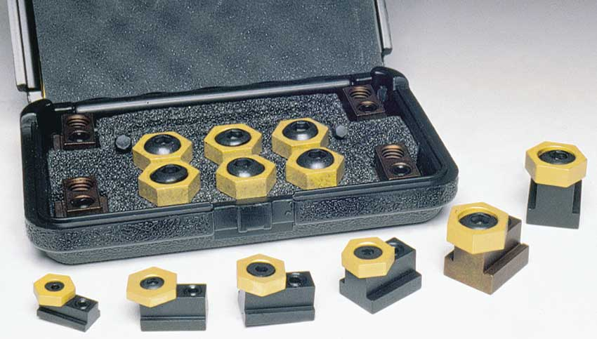 T-Slot Clamps & Kits