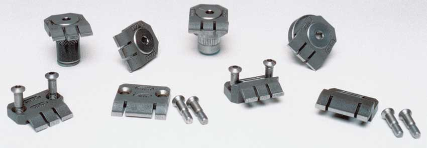 Kopal Mini Clamps & Stops