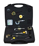 8 Pcs. Asimeto Precision Ultimate Metrology Kit - w/ 2 Yrs. Warranty