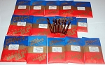 246 Pcs. Drill America Lette  A to Z M42-8% Cobalt Stub/Screw Machine Drill Set