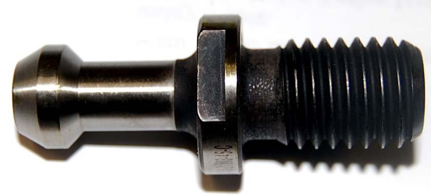 10pcs BT40 45° Pull Stud Retention Knob For Hass Kia Kira Roku-Roku Kitamura