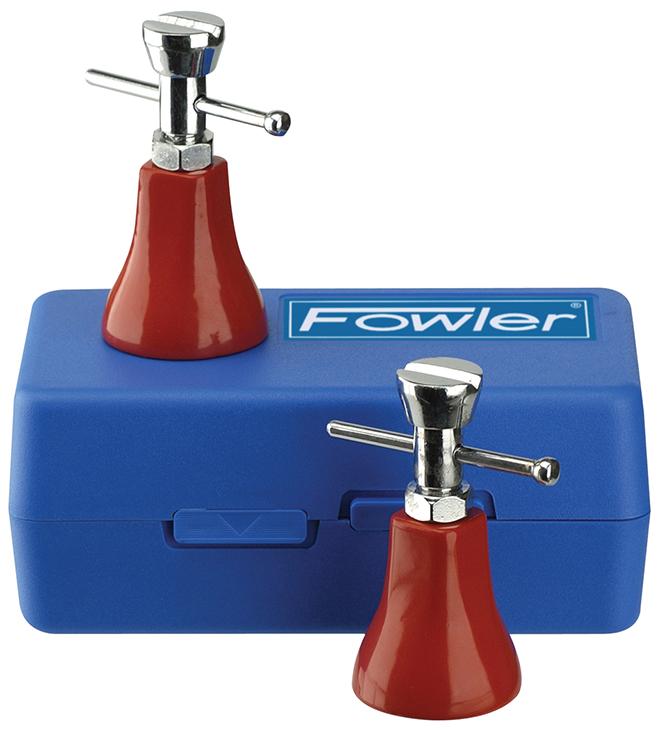 Fowler Machinist Screw Jack Set - 1,000 Lbs  Capacity
