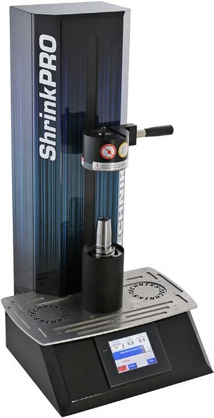 Techniks ShrinkPRO Quencher- High Performance ShrinkFIT Machine-Cools tools in 30 sec.